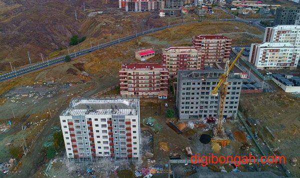پیش فروش آپارتمان های 75 متری فاز 3 پردیس